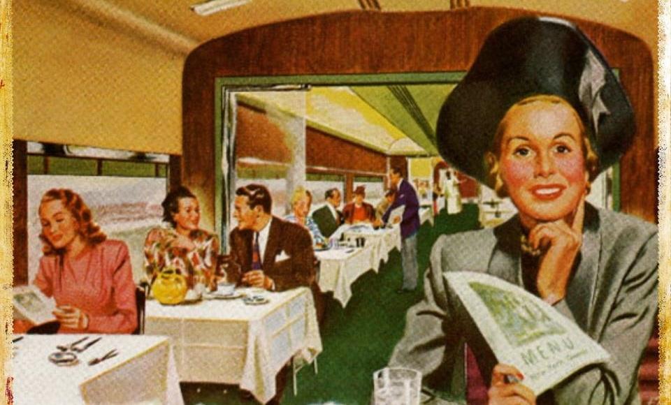 Pravila ponašanja u restoranu (Džentlmen & Dama)