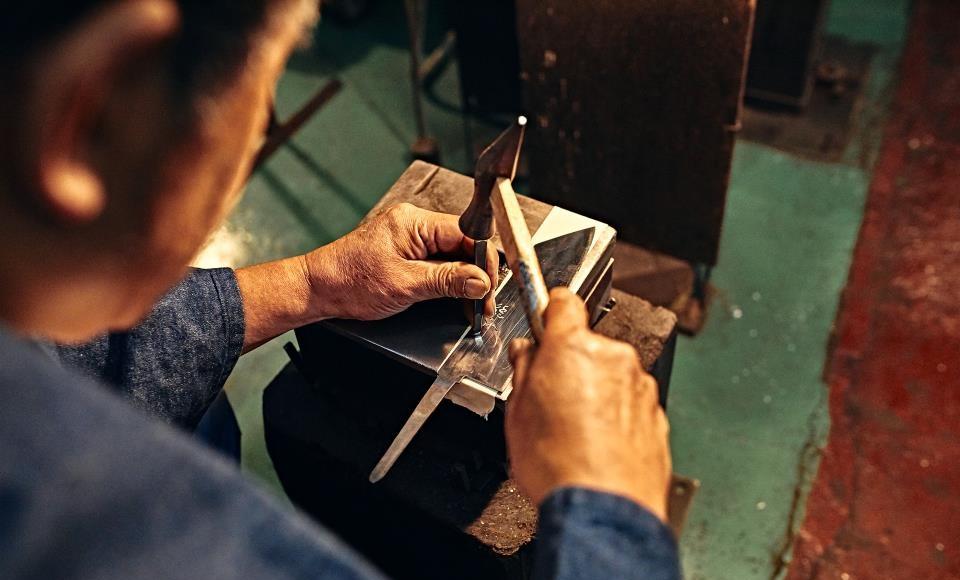 Japanski nož kao poklon