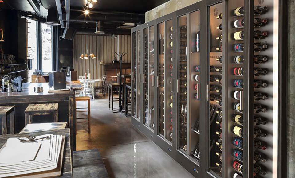 Rashladne vitrine za vino