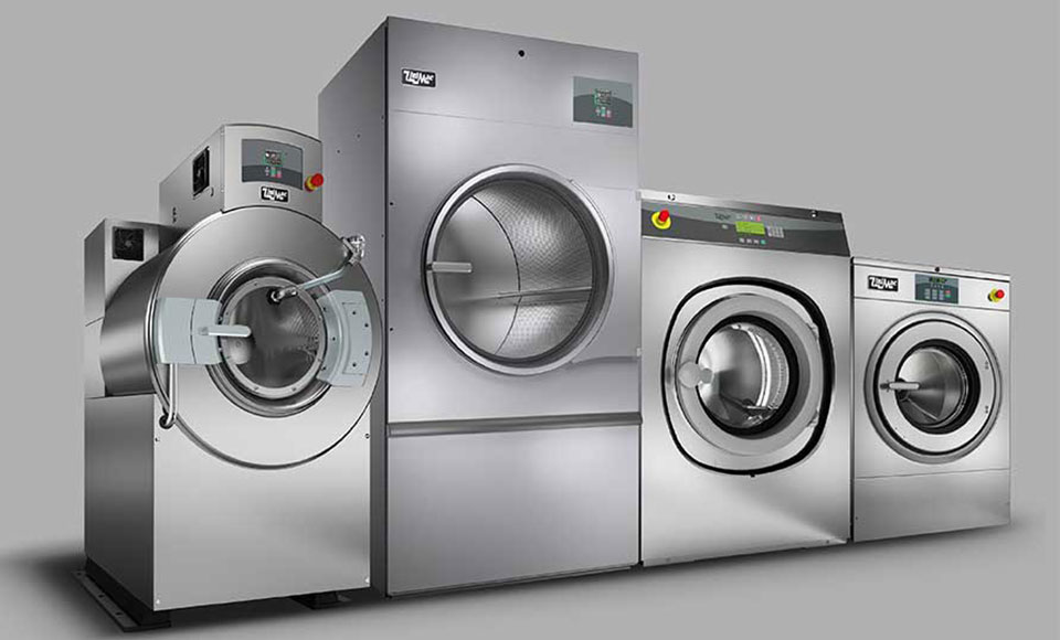 Profesionalne Uni Mac mašine za pranje veša