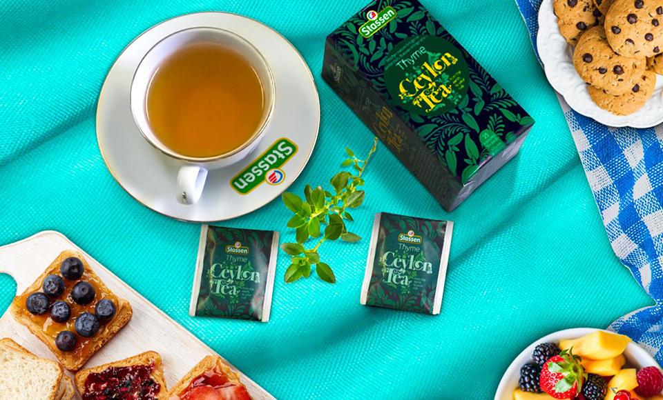 Poslovni sastanak uz šoljicu čaja
