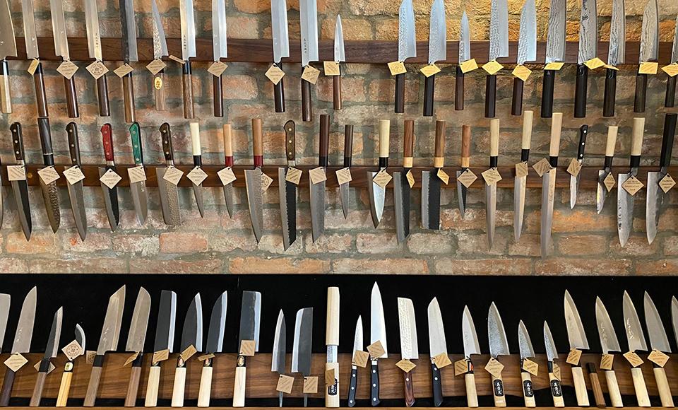 Oblici japanskih noževa