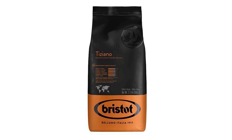BRISTOT ESPRESSO KAFA TIZIANO 1KG