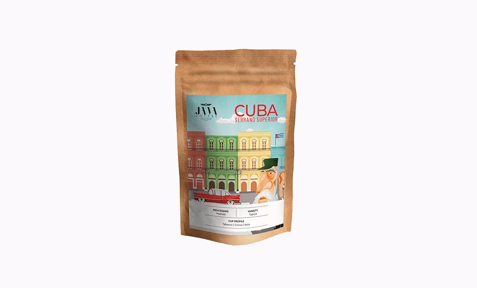 JAVA ESPRESSO KAFA CUBA 1KG