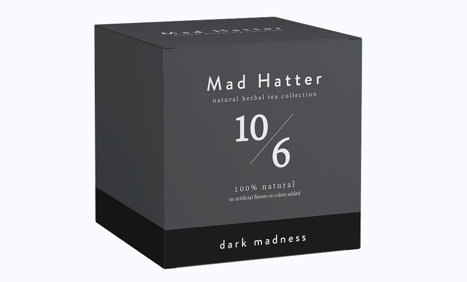MAD HATTER DARK MADNESS