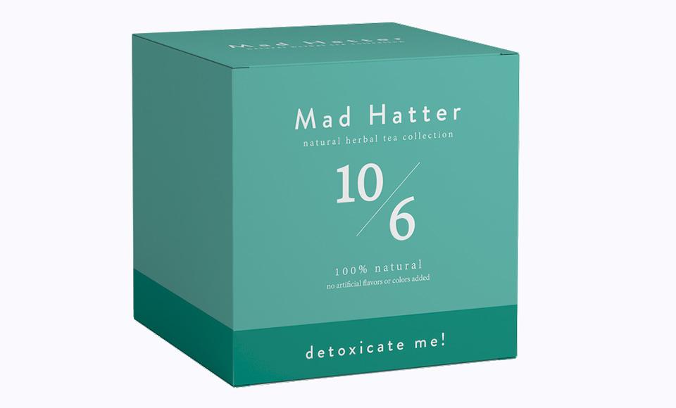 MAD HATTER DETOXICATE ME