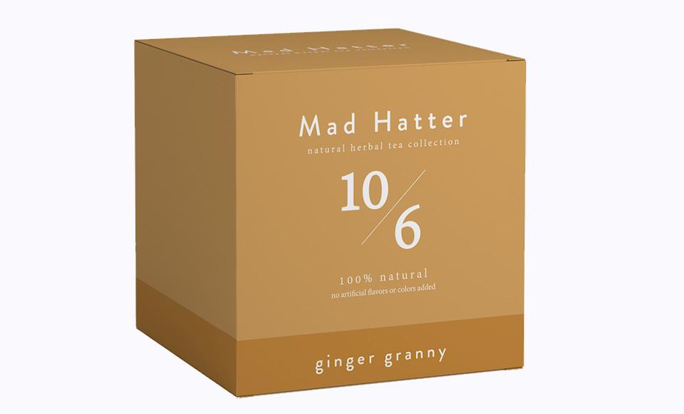 MAD HATTER GINGER GRANNY