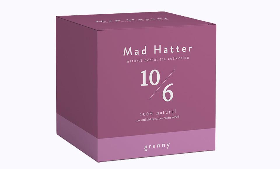 MAD HATTER GRANNY