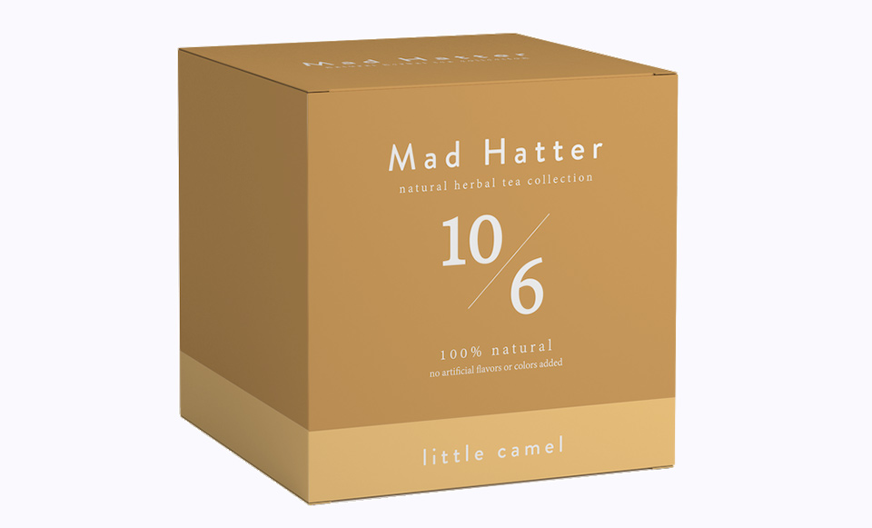 MAD HATTER LITTLE CAMEL