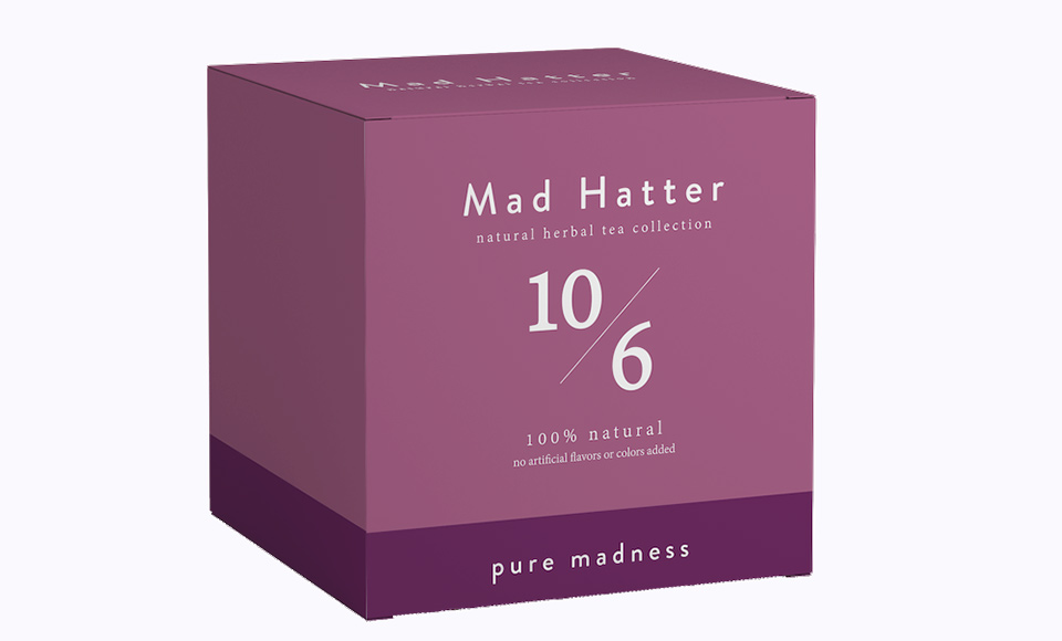 MAD HATTER PURE MADNESS