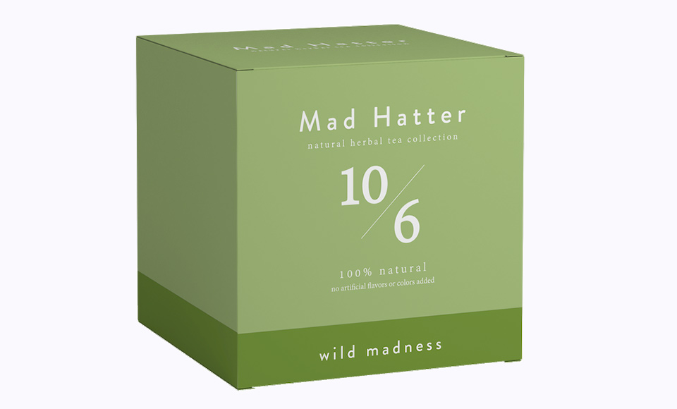 MAD HATTER WILD MADNESS
