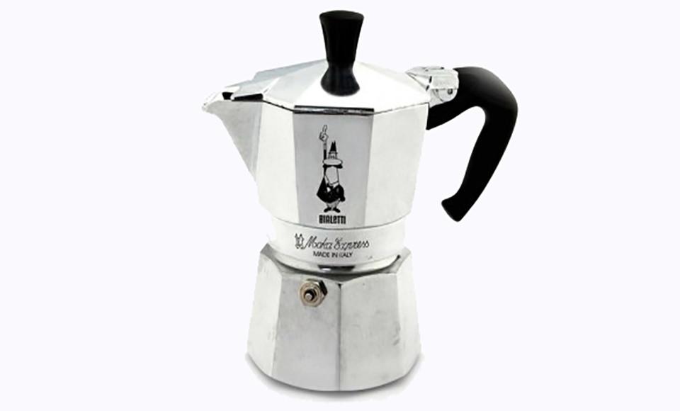 MOKA POT EXPRESS 4 CUP