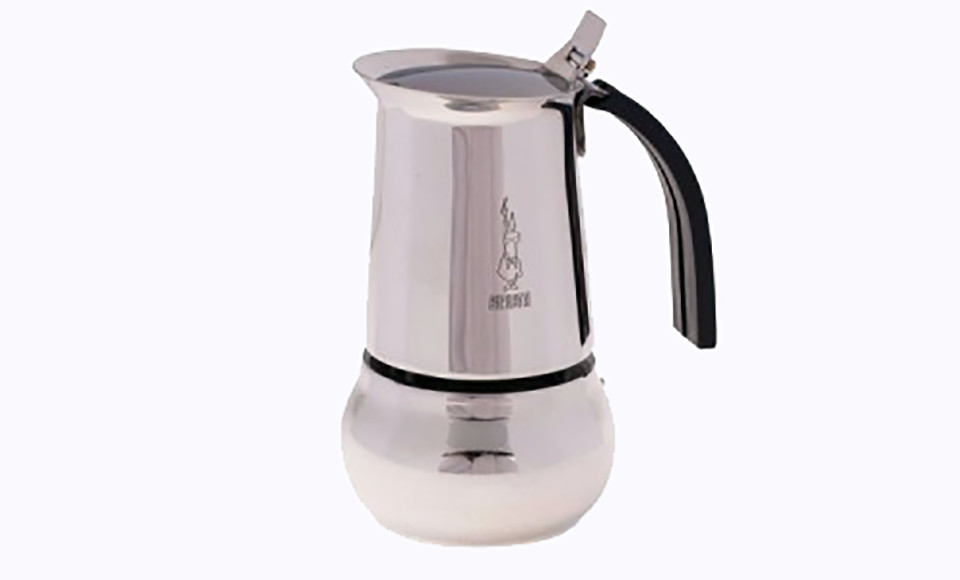 MOKA POT KITTY 4CUP