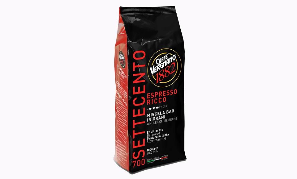 CAFFE VERGNANO ESPRESSO RICO '700 1 KG
