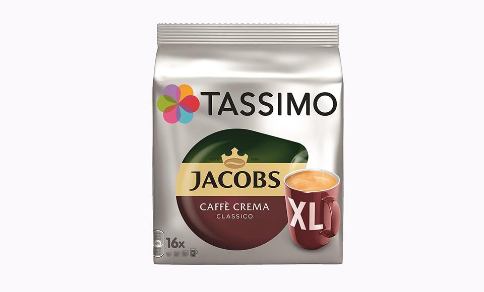 JACOBS TASSIMO CAFFE CREMA XL KAPSULE 16 KOM