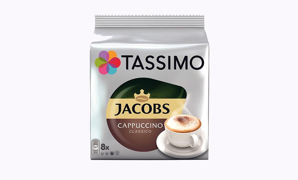 JACOBS TASSIMO CAPPUCCINO KAPSULE 16 KOM
