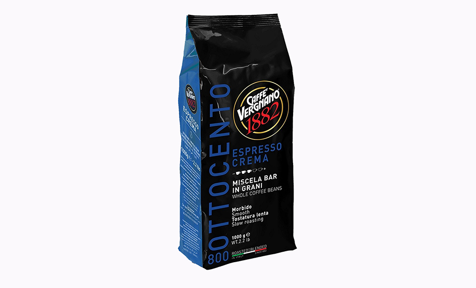 CAFFE VERGNANO ESPRESSO CREMA '800 1 KG