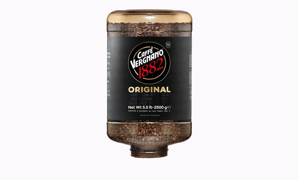 CAFFE VERGNANO ESPRESSO ORIGINAL 2,5 KG