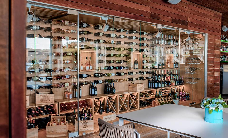Vinolux - opremanje restorana 01
