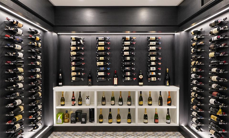 Vinolux - opremanje restorana 03