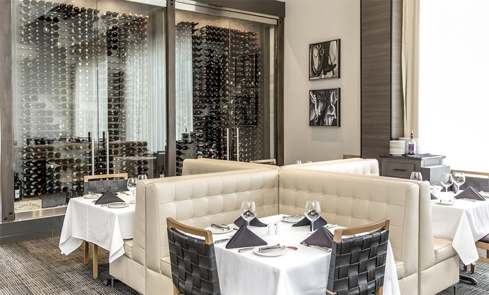 Vinolux - opremanje restorana 04