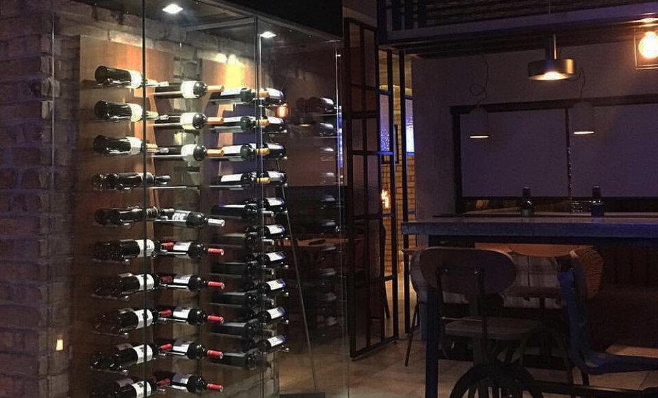 Vinolux - opremanje restorana 09