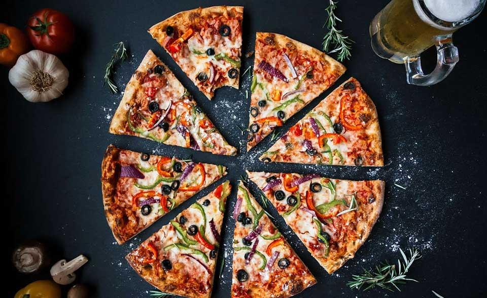 Sistem za pravljenje pica